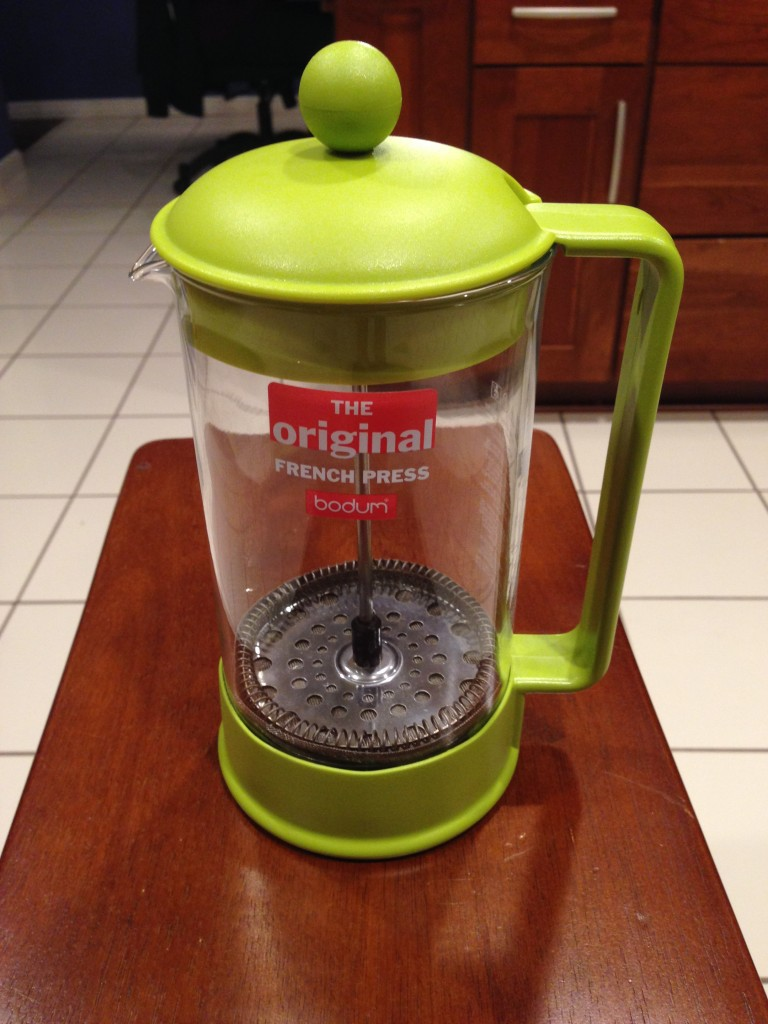 Bodum French Press Empty
