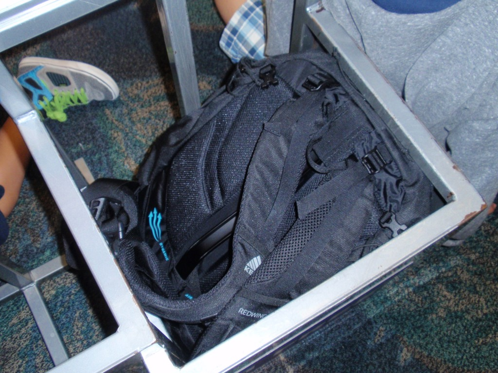 Bag fits