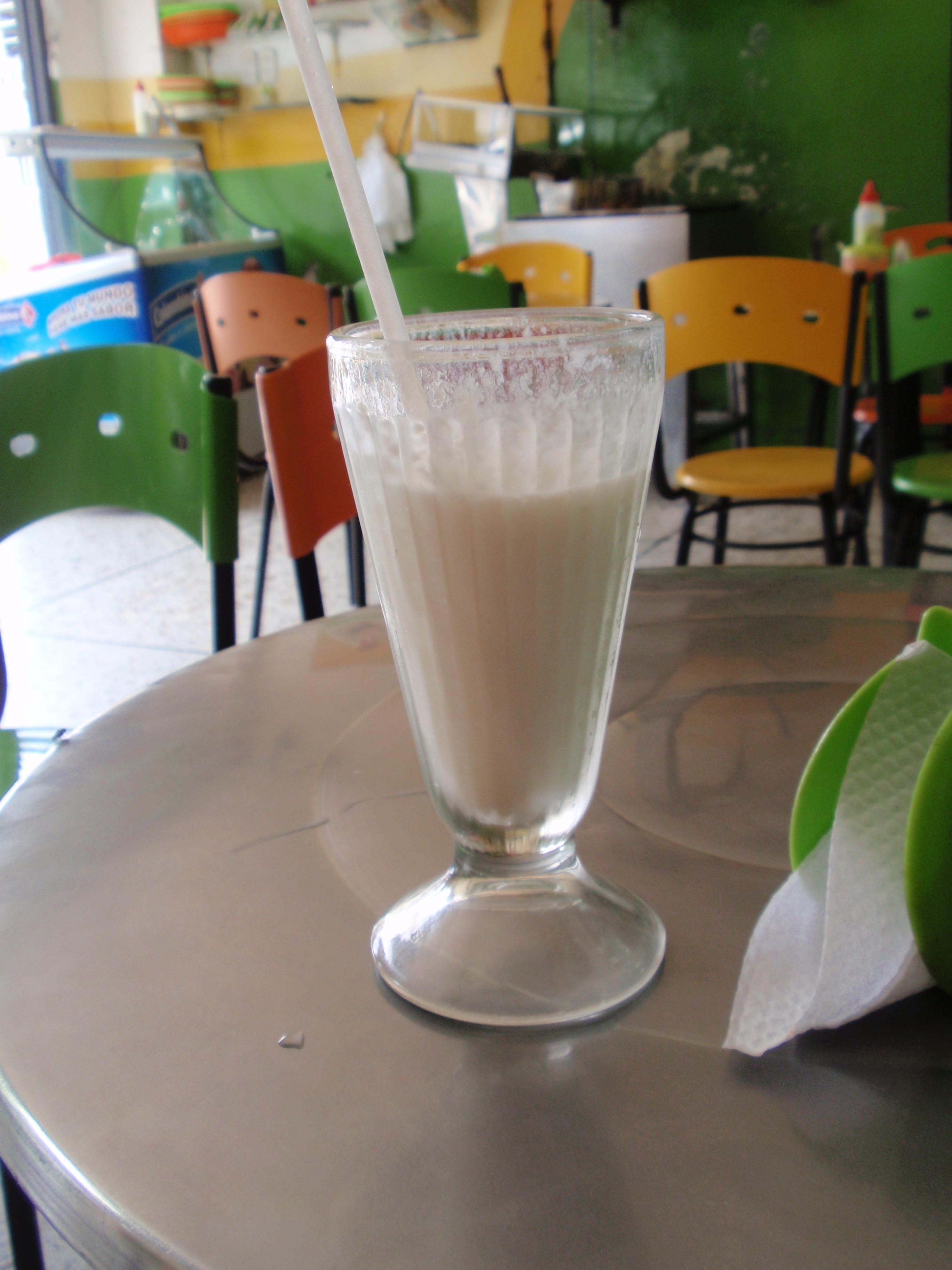 Guanabana con Leches